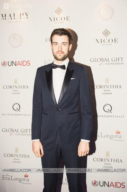 La séptima edición de Global Gift Gala Londres recauda fondos para la Fundación Eva Longoria, UNAIDS y Fundación Global Gift