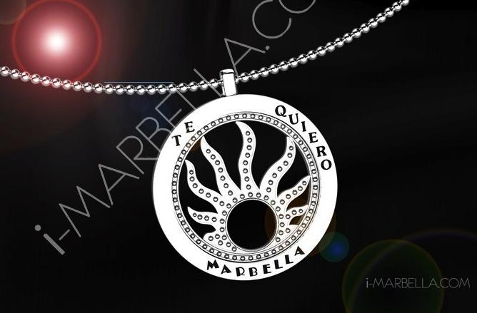 Jewellery Marbella Te Quiero by Oscar Horacio and Manuel Spinosa