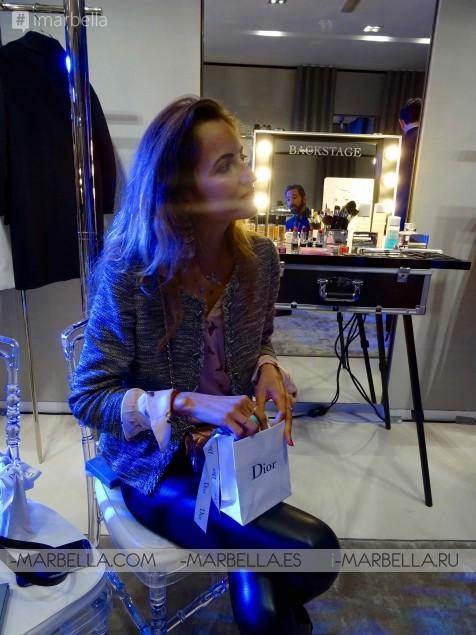 Saeko Hamada Transformed: Total High Fashion Look 2016 by DIOR