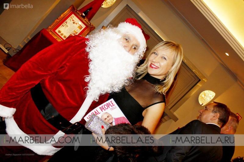 Concordia Annual Christmas Charity Gala St. Nicolas @ Puente Romano on November 25, 2016