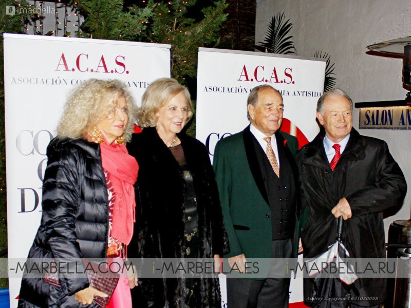 Concordia Annual Christmas Charity Gala St. Nicolas @ Puente Romano on November 25, 2016
