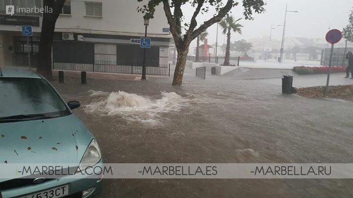 Pictures sums up the Marbella conditions 2016 Vol.2