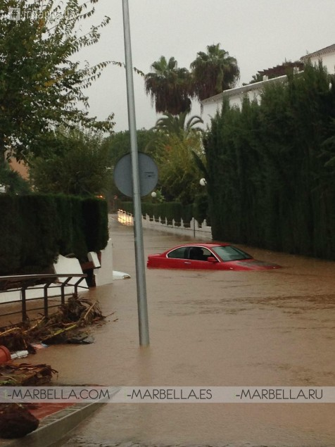 10 professional instructions to follow when your car has been flooded?