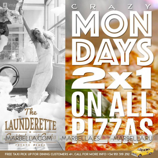 The LAUNDERETTE offers 7 days of fun!