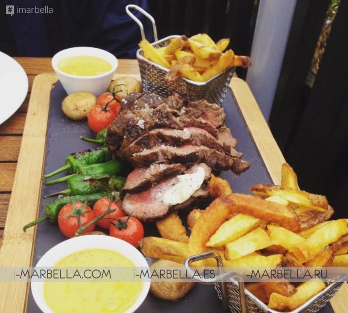 La Sala Banus - Steak it easy Mondays and Tuesdays