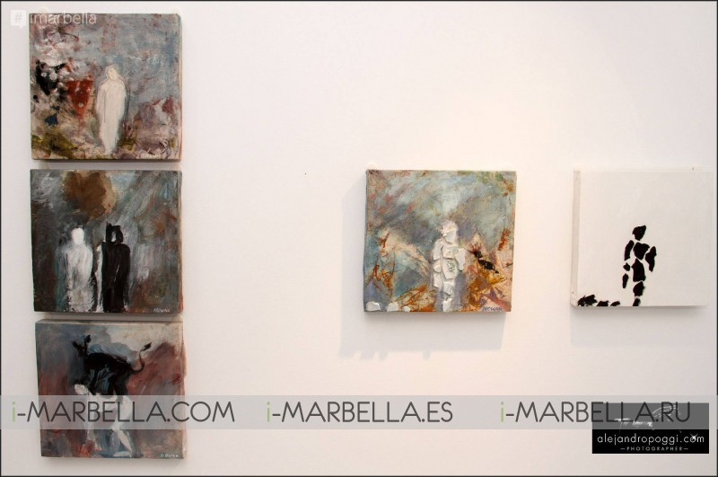 Inauguration of the Art Exhibition ''Relations'