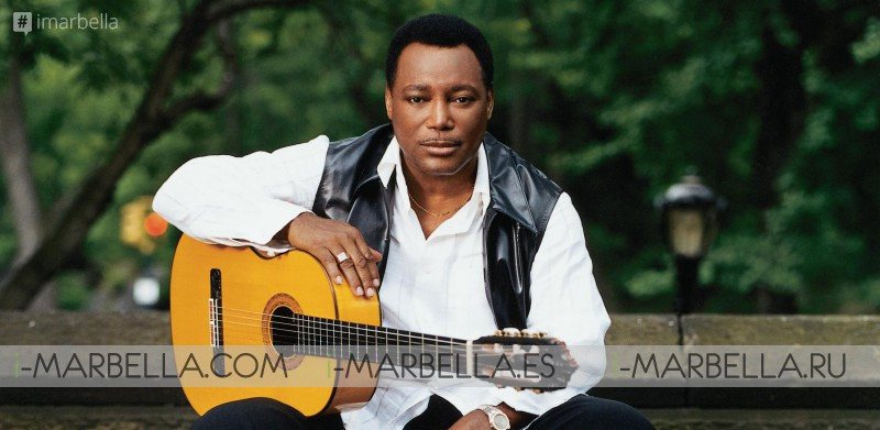 George Benson at Puente Romano on 21st July 2017