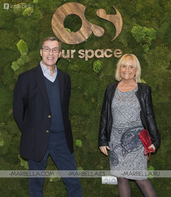 Spectacular OUR SPACE Opening GALLERY
