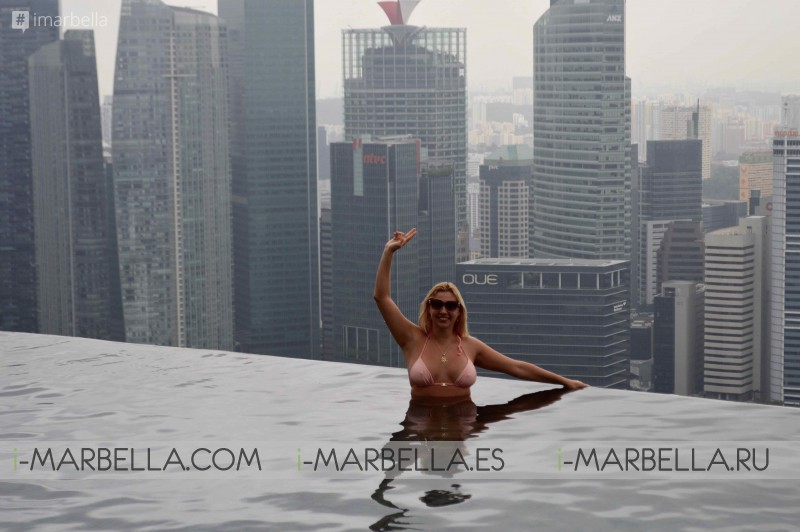 Annika Urm Blog: A Must see the Infinity pool in Singapore