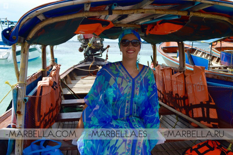 Annika Urm Blog: Koh Lipe white sandy island without port