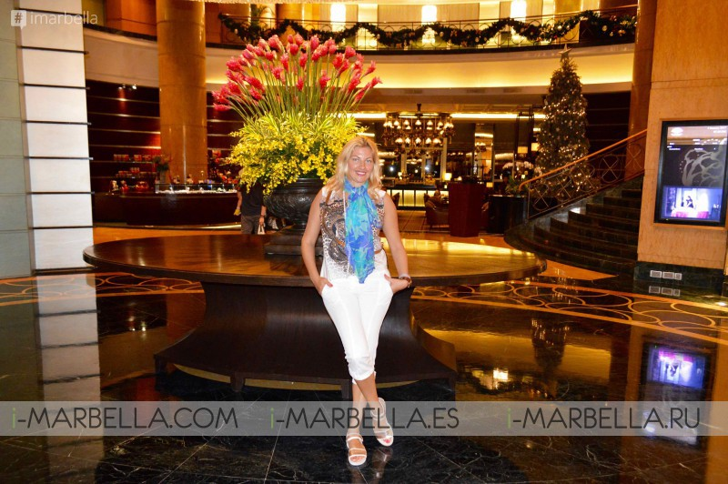 Annika Urm Blog: Kuala Lumpur highest tower and fountain show