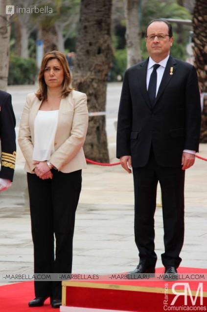 XXV Cumbre Hispano-Francesa en Málaga 2017