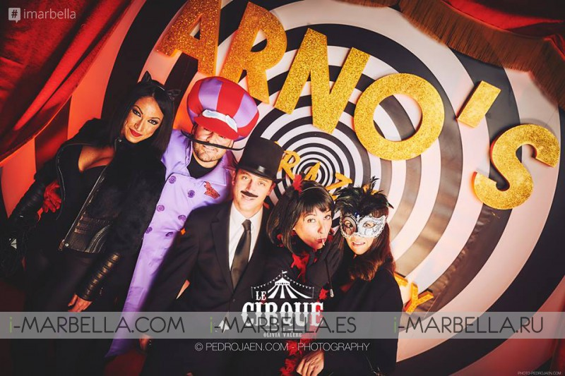 Arno Valere's Birthday 2017 @ Olivia Valere Club: Gallery Vol. 1
