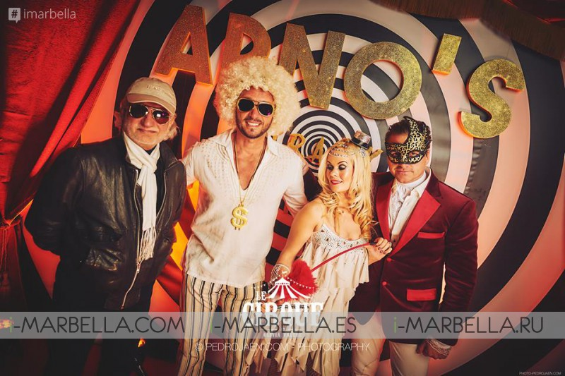 Arno Valere's Birthday 2017 @ Olivia Valere Club: Gallery Vol. 2
