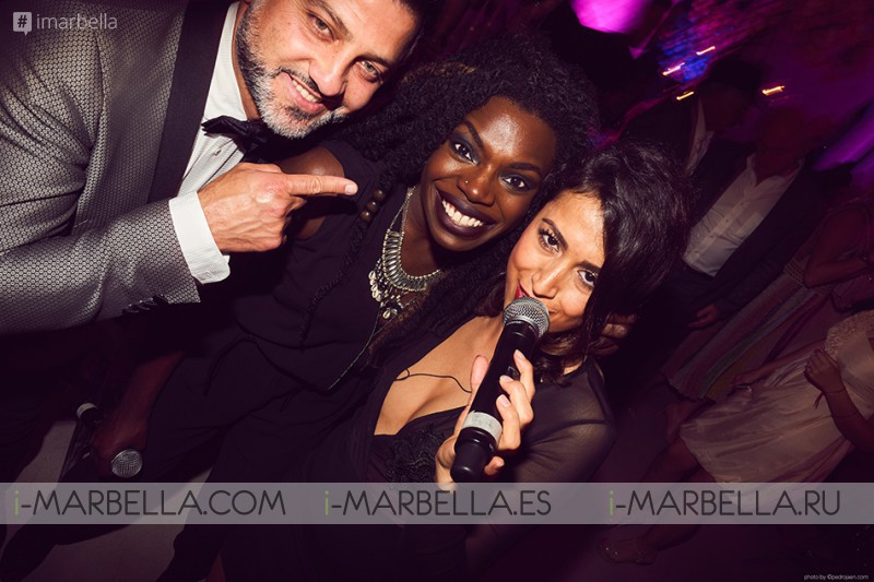 Karen Valere has Birthday party Once Upon a Time @Olivia Valere March 11th 2017, VOL. 2
