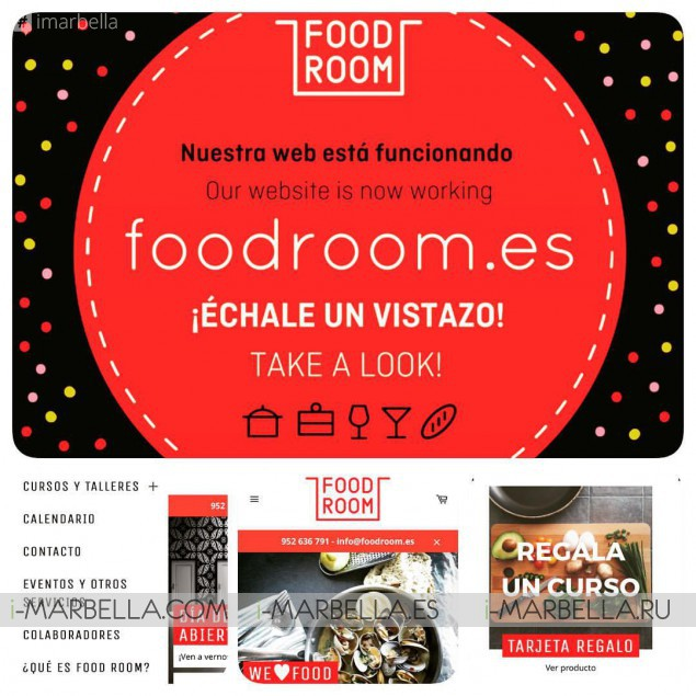 FOOD ROOM Open House Day on March 22nd 2017! Come and visit us!