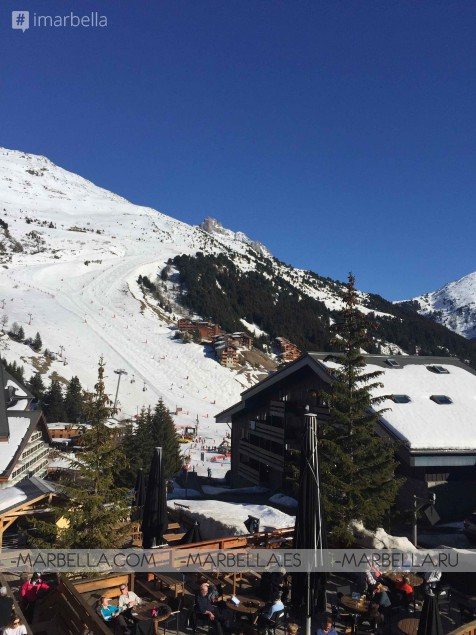 Annika Urm Blog: 600 km of perfect snow slopes at 3 Valles 2017 March
