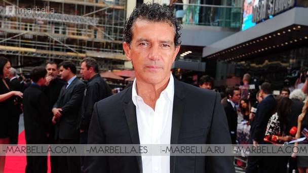 Antonio Banderas survived the attack and heart surgery 2017