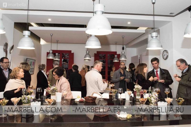 FOOD ROOM Cooking & Tasting School Opening Gallery March 2017