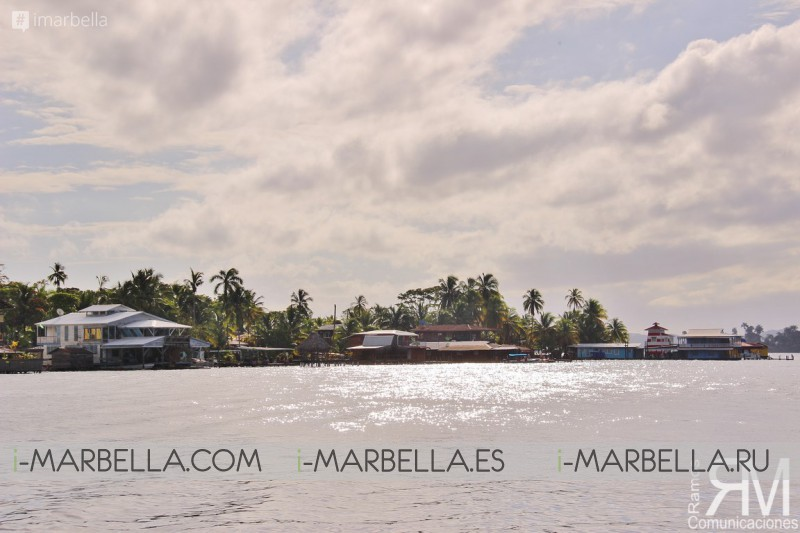 PANAMÁ: Bocas del Toro