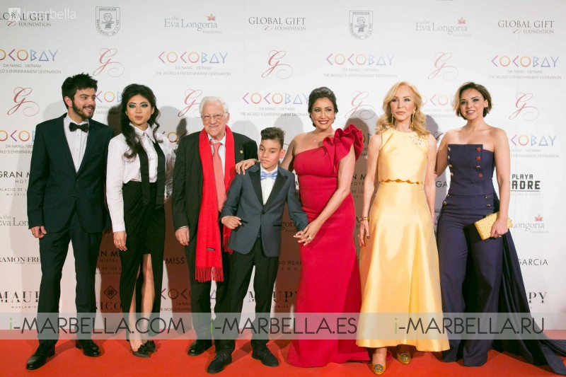 Global Gift Gala Madrid 2017 2nd edition photocall. GALLERY!