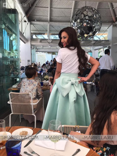 Fashion Show lunch by ALTA MODA for summer 2017