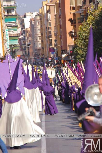 Nueva Esperanza en Martes Santo de Málaga 2017