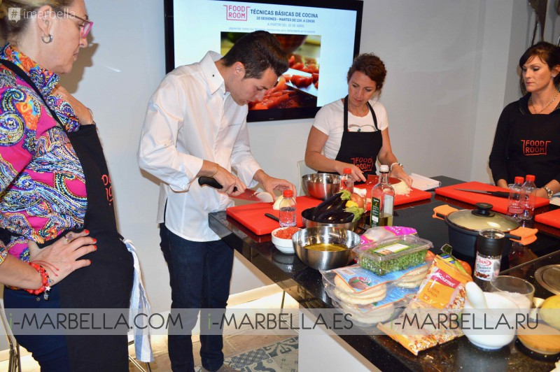 Annika's Blog: FOOD ROOM fantastic way to spend your Saturday night in Marbella 2017