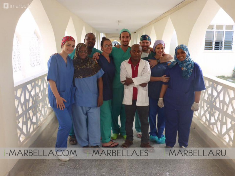 Dr Kai Kaye Ocean Clinic Surgeons 'Give Back' by Operating in Kenya in April 2017