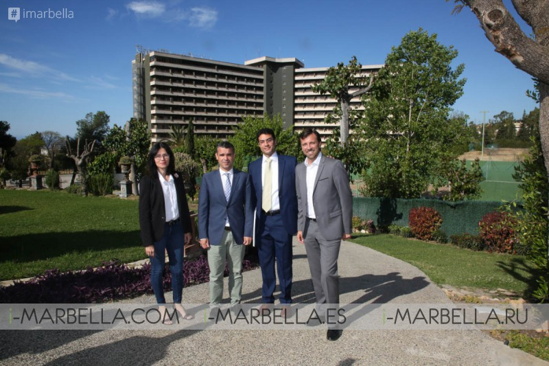 Club Med  will invest 110 million euros in the reopening of the Hotel Don Miguel in Marbella 2019