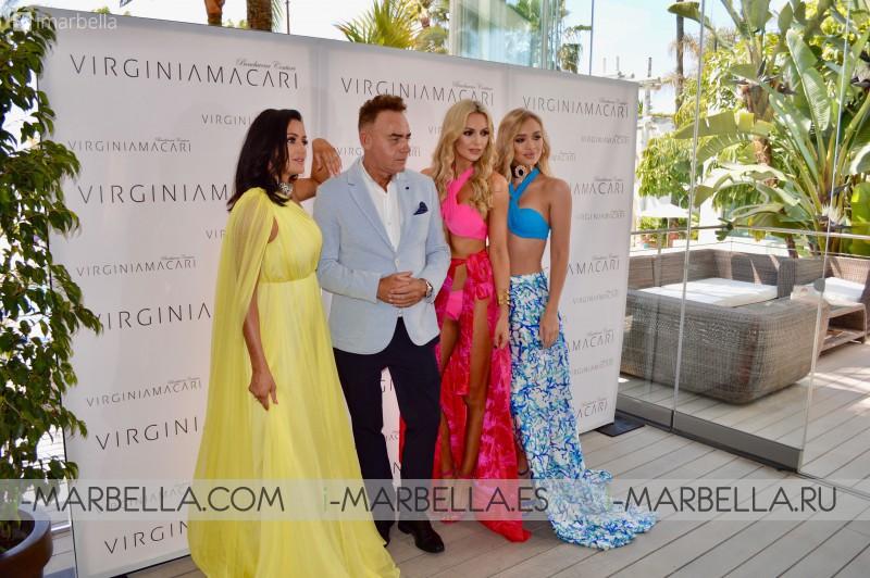 John Thomson with Irish Celebrities in Puente Romano in Marbella 2017