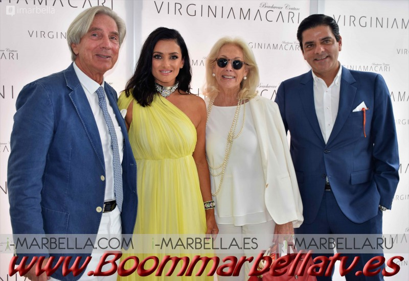 Virginia Macari fashion show @ Puente Romano Beach Resort and Spa 2017 Gallery, Video