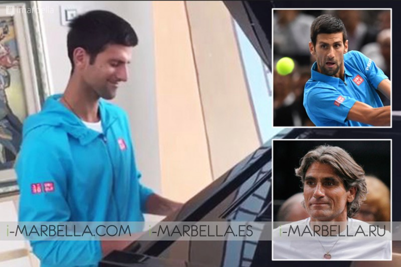 Novak Djokovic, he is a hunter and not satisfied with 2nd place!