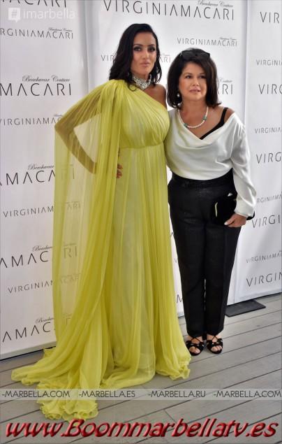 Virginia Macari dreams big