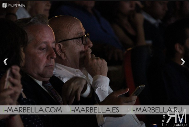 1st Edition of the Film Festival in Puerto Banus, Marbella 2017