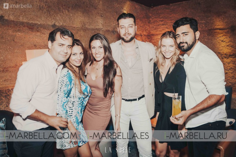 The Great Roman Empire Party @ La Suite Club, Marbella, 30th of June 2017 Gallery