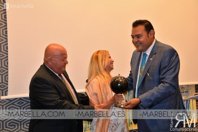 Helena Olaya won 3 Ramos Comunicaciones 2017 awards in Tangier