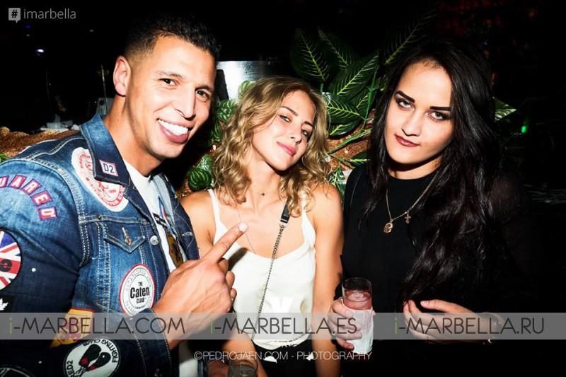 Jungle Party @ Olivia Valere, Marbella July 2017 Gallery