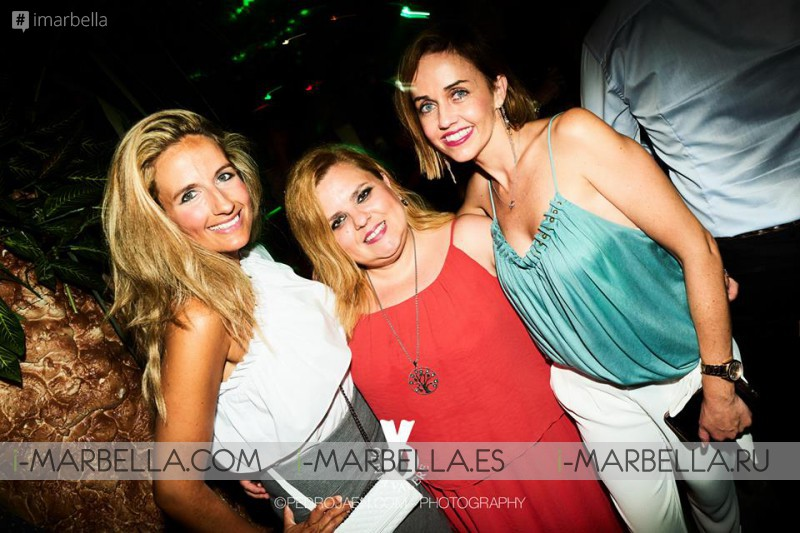 Jungle Party @ Olivia Valere, Marbella July 2017 Gallery