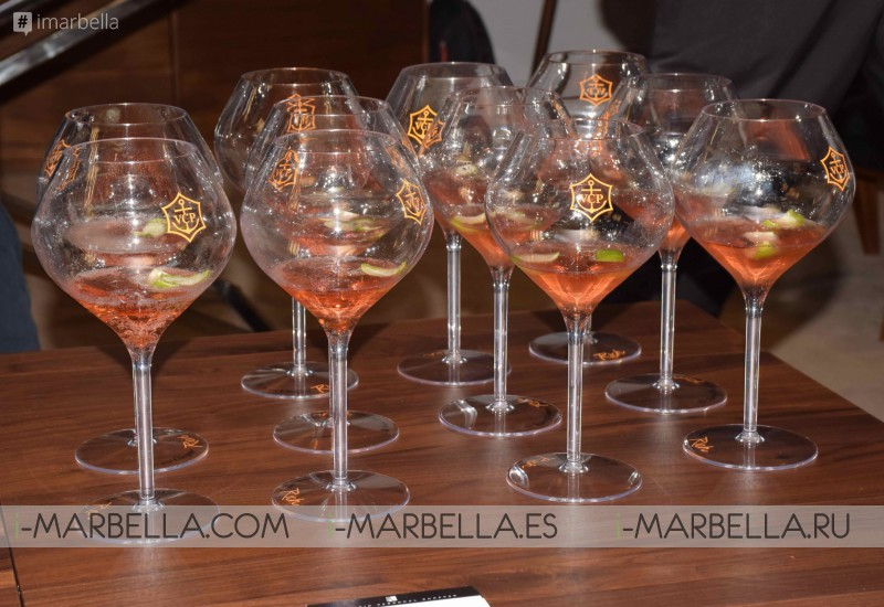 Exclusive Tasting by Moët & Chandon ICE and Veuve Clicquot Rich, Marbella, July 2017, Gallery