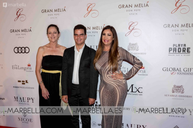 The Global Gift Gala Marbella, the most important philanthropic event on the Costa del Sol, July 2017