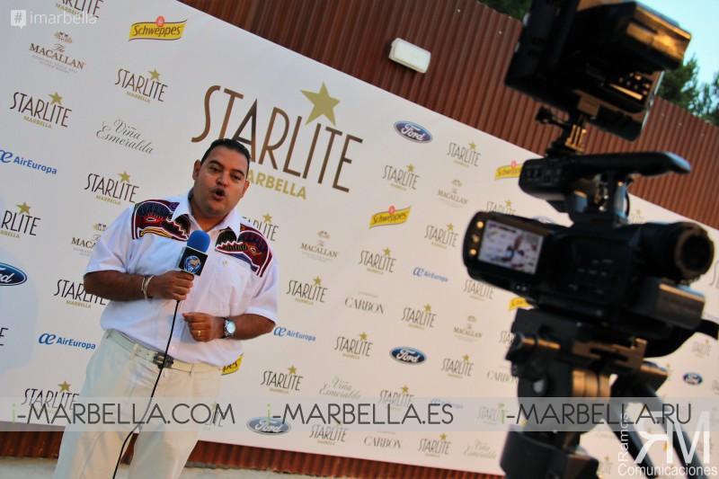 Morat Inaugurates Starlite, Marbella July 2017