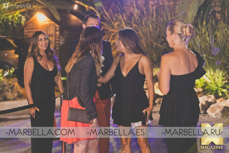 Welcome dinner with the hostess of Global Gift, Eva Longoria and María Bravo @ Finca Besaya, Marbella July 2017 Gallery