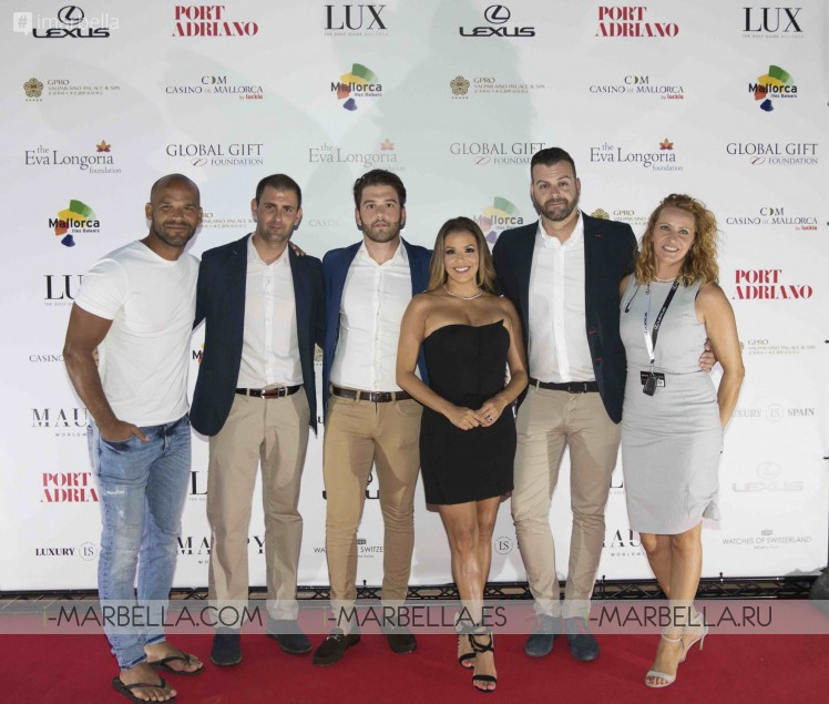 Global Gift launches philanthropic activities in Palma de Mallorca, July 2017