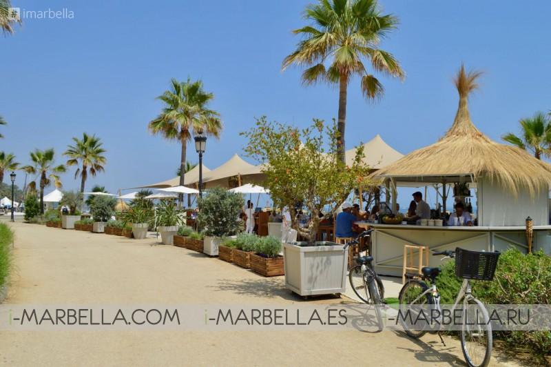Food review, El Chiringuito, Marbella 2017