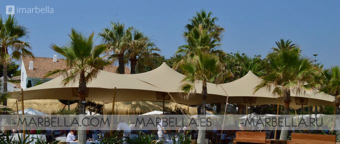 Food review, El Chiringuito, Marbella 2017
