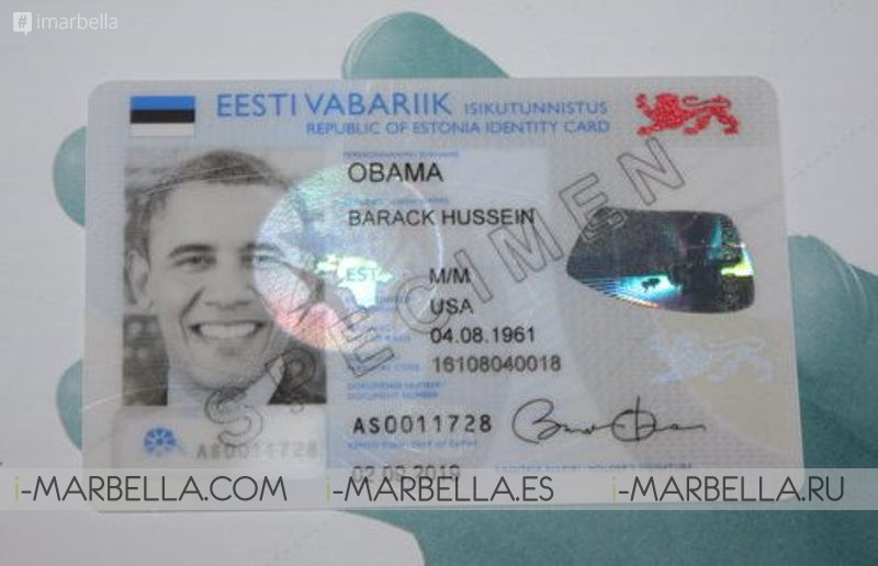 Estonian eID card: the most advanced e-ID in the world, Estonia, August 2017