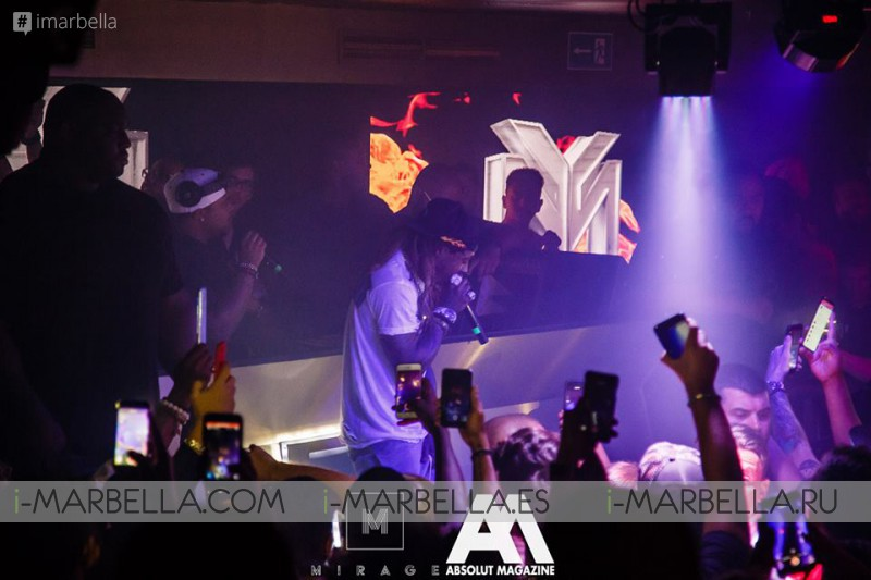 Lil Wayne @ Marbella, August 2017, Gallery