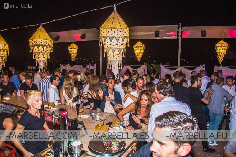 Gold Party by Tequila Patrón @ Finca Besaya, Marbella, August 2017, Gallery