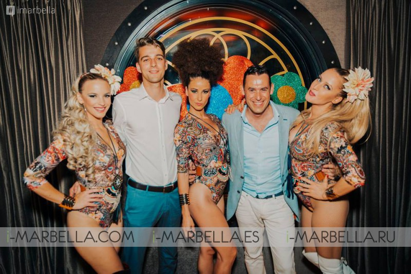 Pure Suite Nights @ La Suite Club, Marbella, August 2017, Gallery